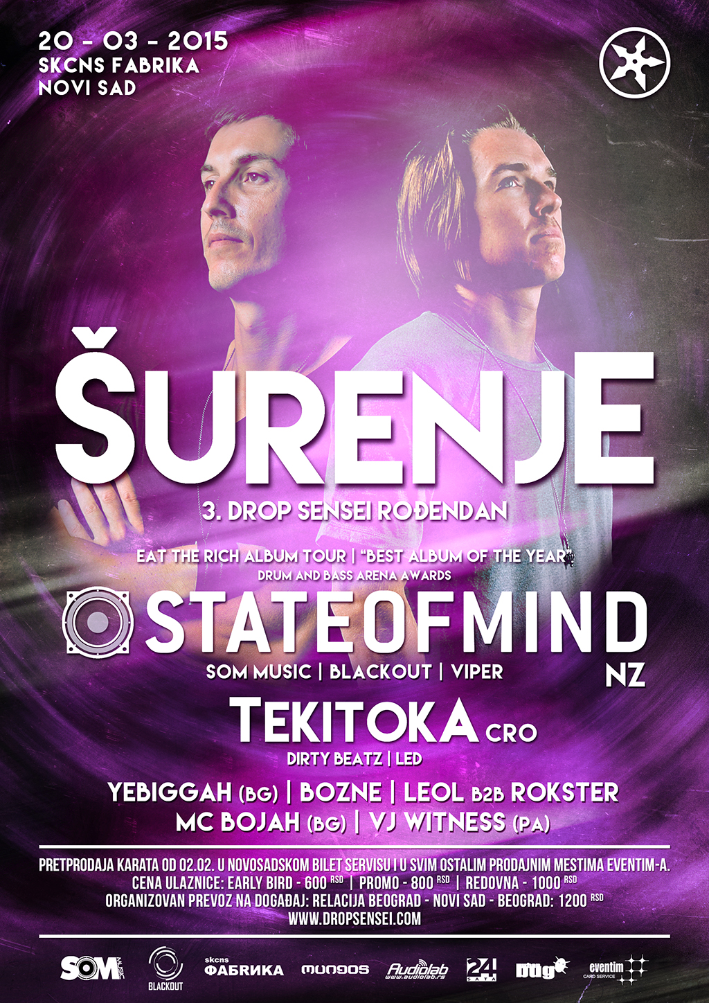state of mind flyer