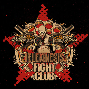 Fight Club EP – Drugi solo EP od Telekinesis-a za Blackout Music