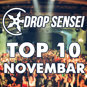Drop Sensei TOP 10 za NOVEMBAR!