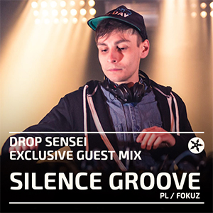 Silence Groove – Exclusive Drop Sensei Guest Mix & Interview