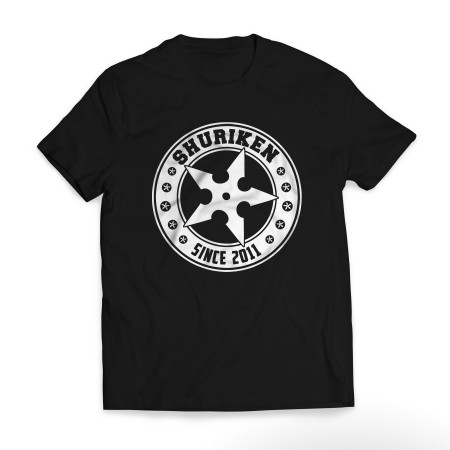 Drop Sensei Leto 2017 – Shuriken T-Shirt